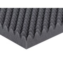 OC4 - akusztikus tábla (PU, 50x100x4,5cm, hullám)