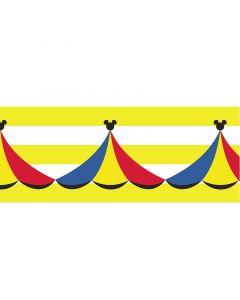 Bordűr (Disney Mickey piros-sárga-kék)