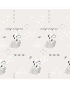 Tapéta (Disney Minnie és virágok)
