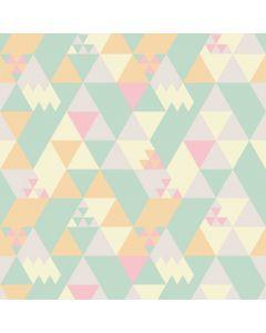 Tapéta (Disney Mickey színes háromszögek)