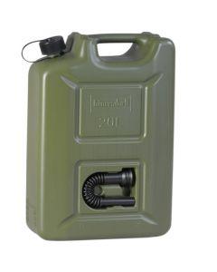 Benzinkanna (műanyag, 20L)