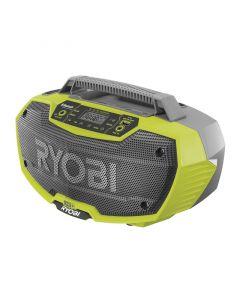 RYOBI ONE+ R18RH-0 -  akkus rádió (18V, akku nélkül)