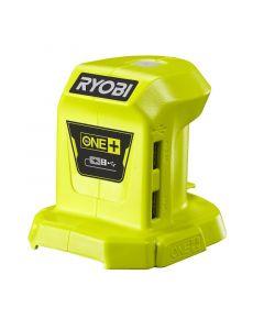 RYOBI ONE+ R18USB-0 - USB adapter (18V, akku nélkül)