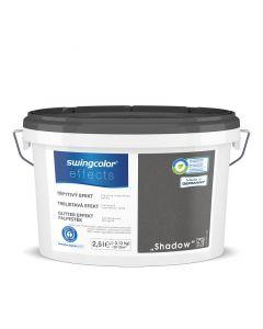 SWINGCOLOR EFFECTS - glittereffekt-falfesték - shadow 2,5L