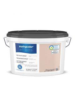 SWINGCOLOR EFFECTS - glittereffekt-falfesték - flanell 2,5L
