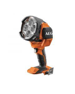 AEG BTL18-0 - akkus LED-lámpa (18V, akku nélkül)