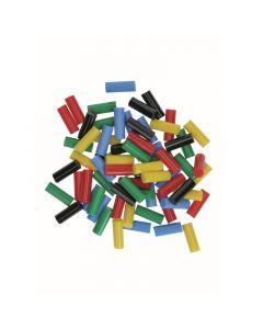 BOSCH GLUEY - ragasztórúd (70db, színes)