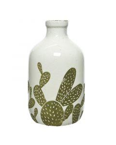 Váza (20cm, kaktuszmintás)
