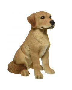 Dekorfigura (kutya, 29,5cm)