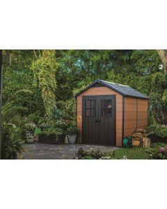KETER NEWTON 759 - műanyag kerti ház (228x287x252cm)