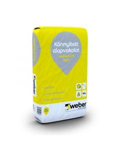WEBERKPS LIGHT - könnyített alapvakolat (40kg)