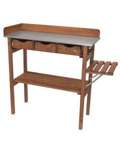 Növényültető asztal (40x90cm)
