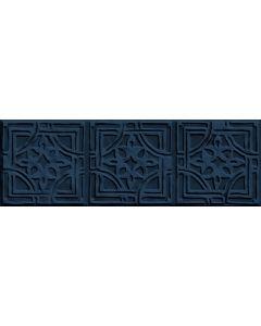 EGE TILE MIRANDELA - falicsempe (deep blue, 10x30cm, 0,45m2)
