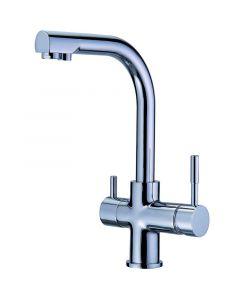 PURICOM FORUM - csaptelep víztisztítóhoz (3 utas)