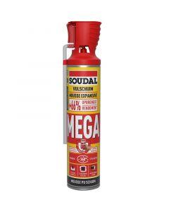 SOUDAL MEGA - multipozíciós purhab (600ml)