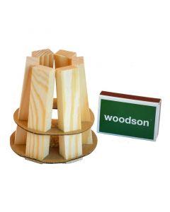 WOODSON - fagyújtós (6db)