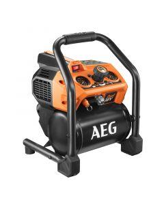 AEG BK18-38BL-0 - akkus kompresszor (18V, akku nélkül)