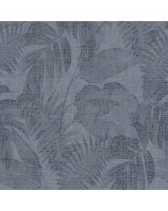 A.S. CREATION COSY&RELAX - tapéta (dzsungel, kék)