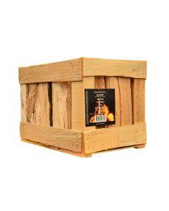 Tűzifa fadobozban (bükk, 11-14kg, 16,3dm3)