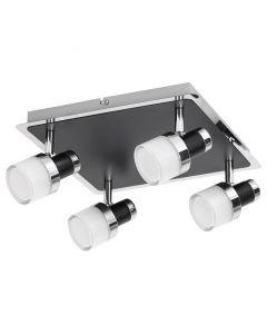 RÁBALUX HAROLD - fürdőszobai lámpa (4xLED, 20W)