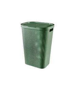 CURVER INFINITY - szennyestartó (zöld, 60L)