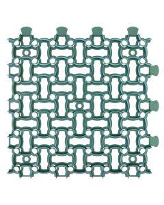 ONDULINE GARDEN PUZZLE II - gyeprács (40mm, zöld)