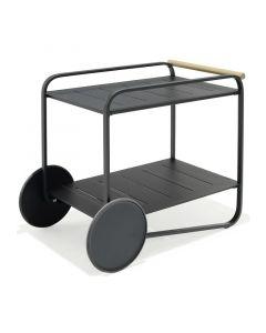 SENSUM BERGBY - zsúrkocsi (fekete)
