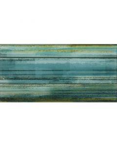 PARADYZ LATERIZIO B - dekorcsempe (üveg, 30x60cm)