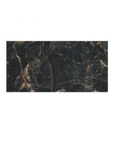 MARQUINA GOLD - greslap (fekete-arany, rektifikált, 59,7x119,7cm, 1,43m2)
