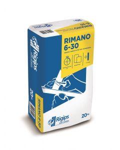 RIGIPS RIMANO 6-30 - gipszes vakolat (20kg)
