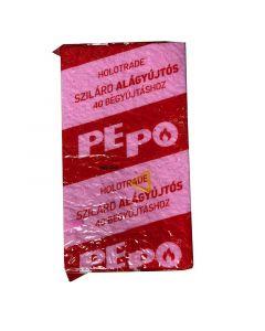 PEPO - alágyújtó kocka (40db, petróleumbázisú)