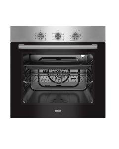 EVIDO PRIMO 63X - beépíthető légkeveréses sütő (fekete-inox)