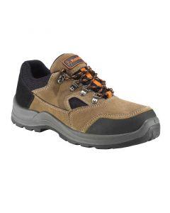 KAPRIOL SIOUX S3 SRC - munkavédelmi cipő (barna, 46)
