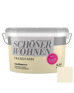 SCHÖNER WOHNEN TREND - beltéri falfesték - cashmere 2,5L