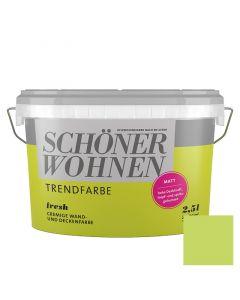 SCHÖNER WOHNEN TREND - beltéri falfesték - fresh 2,5L