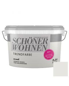 SCHÖNER WOHNEN TREND - beltéri falfesték - wool 2,5L