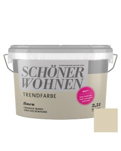 SCHÖNER WOHNEN TREND - beltéri falfesték - Finca 2,5L