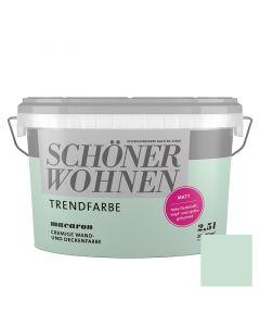 SCHÖNER WOHNEN TREND - beltéri falfesték - macaron 2,5L