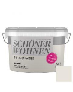 SCHÖNER WOHNEN TREND - beltéri falfesték - pearl 2,5L