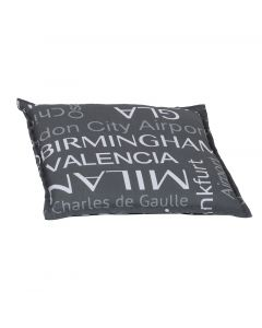 BEO BARCELONA - ülőpárna (40x40x5cm, betű)