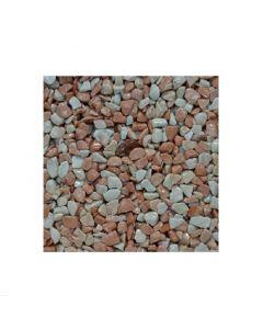 DEN BRAVEN PERFECTSTONE - márványburkolat (rózsaszín, 3-6mm, 25kg)