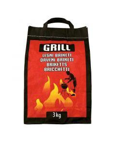 BIOLES HORIZONT - grill faszénbrikett (3kg)