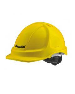 KAPRIOL PROCAP EN 397 - védősisak (szövetbéléssel, sárga)