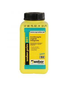 WEBER PRIM 801 - mélyalapozó (1L)