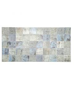UNIC - falburkoló panel (964x484x3mm, kék márvány)