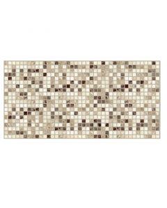 UNIC - falburkoló panel (960x480x3mm, bézs-márvány mozaik)