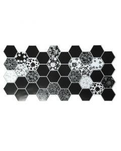 UNIC - falburkoló panel (973x492x3mm, herbárium)