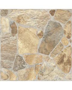 PEBBLE - greslap (bézs, 33,3x33,3cm, 1,66m2)