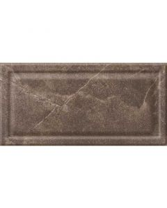 PARADYZ PALAZZO - falicsempe (barna, strukturált, 30x60cm, 1,44m2)