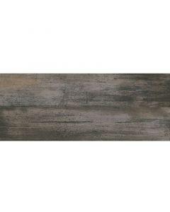 ZALAKERÁMIA PETROL - falicsempe (sötétszürke, fényes, 20x50cm, 1,3m2)